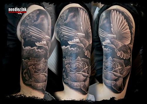 Proiect 7 – Needle & Ink Salon tatuaje Bucuresti