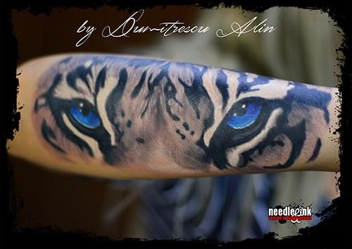 Proiect 2 – Needle & Ink Salon  tatuaje Bucuresti