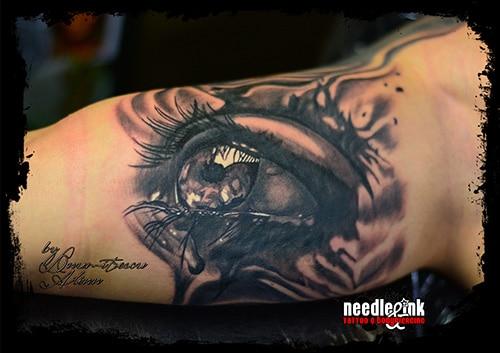 Proiect 5 – Needle & Ink Salon tatuaje Bucuresti